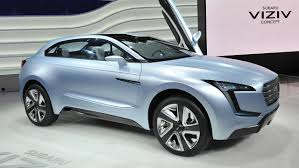 Subaru Frankfurt'ta WRX ve VIZIV Konsept Modellerini Sergiliyor