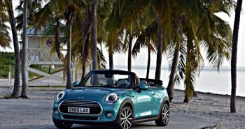 Union Jack Soft Top'lu Yeni MINI Cabrio