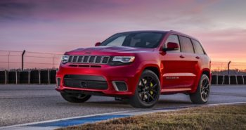 707 Hp'lik Jeep Grand Cherokee!