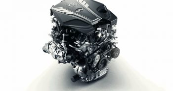 INFINITI 3.0-liter twin-turbo V6